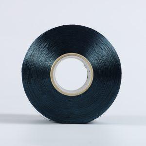 FDY polyester yran blue TRB bright 75D/36F DB149